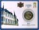 Luxembourg 2 Euro Coin - Grand Ducal Palace 2007 - Coincard - © Zafira