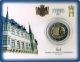 Luxembourg 2 Euro Coin - National Anthem of the Grand Duchy of Luxembourg 2013 - Coincard - © Zafira