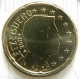 Luxembourg 20 cent coin 2011 - © eurocollection.co.uk