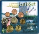 Luxembourg Euro Coinset 2002 - 2. Edition - © Zafira