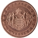 Monaco 2 Cent 2001 - © European Central Bank