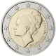 Monaco 2 Euro Coin - 25th Anniversary of the Death of Princess Grace - Grace Kelly 2007 - © European Central Bank