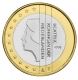 Netherlands 1 Euro Coin 1999 - © Michail