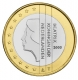 Netherlands 1 Euro Coin 2000 - © Michail