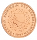 Netherlands 2 cent coin 2010 - © Michail