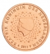 Netherlands 2 cent coin 2011 - © Michail