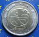Portugal 2 Euro Coin - 10 Years Euro - WWU UEM 2009 - © eurocollection.co.uk