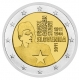 Slovenia 2 Euro Coin - 100th Anniversary of the Birth of Franc Rozman 2011 - © Michail