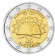 Slovenia 2 Euro Coin - 50 Years Treaty of Rome 2007 - © Michail