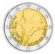 Slovenia 2 Euro Coin - 500th Anniversary of the Birth of Primoz Trubar 2008 - © Michail