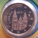 Spain 1 Cent Coin 2001 - © eurocollection.co.uk