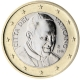 Vatican 1 Euro Coin 2016 - © European Central Bank