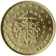 Vatican 10 Cent 2005 - Sede Vacante MMV - © European Central Bank