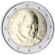 Vatican 2 Euro Coin 2016 - © European Central Bank