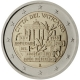 Vatican 2 Euro Coin - 25 Years Since the Fall of the Berlin Wall 2014 - © European Central Bank