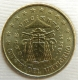 Vatican 50 Cent Coin 2005 - Sede Vacante MMV - © eurocollection.co.uk