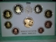 Vatican Euro Coinset 2013 Proof - with 50 Euro gold coin - © nr4711