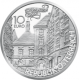 Austria 10 Euro silver coin Tales and Legends of Austria - The Basilisk of Vienna 2009 - Proof - © Humandus