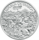 Austria 10 Euro silver coin Tales and Legends of Austria - The Erzberg 2010 - Proof - © Humandus
