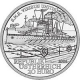 Austria 20 Euro silver coin Austria on the High Seas - S.M.S. Viribus Unitis 2006 Proof - © Humandus