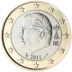 Belgium 1 Euro Coin 2011 - © European Central Bank