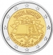 Belgium 2 Euro Coin - 50 Years Treaty of Rome 2007 - © Michail