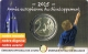 Belgium 2 Euro Coin - European Year for Development 2015 Coincard - © Zafira