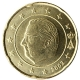 Belgium 20 Cent Coin 2002 - © European Central Bank