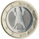 Deutschland 1 Euro Münze 2002 D -  © European-Central-Bank