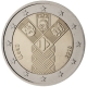 Estonia 2 Euro Coin - Common Issue of the Baltic States - 100 Years of Independence 2018 - © European-Central-Bank