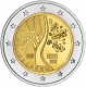 Estonia 2 Euro Coin - Estonia's Road to Independence 2017 - © Michail
