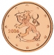 Finland 2 Cent Coin 2006 - © Michail