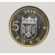 Finland 5 Euro Coin Historical provinces - Varsinais Suomi 2010 Proof - © Holland-Coin-Card