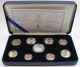 Finland Euro Coinset 2002 Proof including a silver medal - © Sonder-KMS