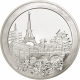 France 1 1/2 (1,50) Euro silver coin 150 years Trade agreement with Japan - Paris and Tokyo 2008 - © NumisCorner.com