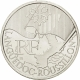 France 10 Euro Silver Coin - Regions of France - Languedoc-Roussillon 2010 - © NumisCorner.com