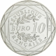 France 10 Euro Silver Coin - Values of the Republic - Asterix II - Fraternity - Swiss 2015 - © NumisCorner.com