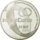 France 10 Euro silver coin Marie Curie - 100 years Institut Curie 2009 - © NumisCorner.com