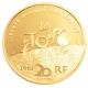 France 20 Euro gold coin 100 years Tour de France - Mountain Stage 2003 - © NumisCorner.com