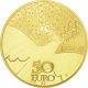 France 50 Euro Gold Coin - Europa Series - Europa Star Programme - 70 Years of Peace in Europe 2015 - © NumisCorner.com