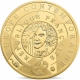 France 50 Euro Gold Coin - Europa Star Programme - Contemporary Era - Yves Saint-Laurent 2016 - © NumisCorner.com