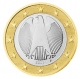 Germany 1 Euro Coin 2003 F - © Michail