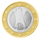 Germany 1 Euro Coin 2003 G - © Michail