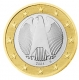Germany 1 Euro Coin 2004 G - © Michail