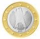 Germany 1 Euro Coin 2005 F - © Michail