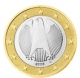 Germany 1 Euro Coin 2008 G - © Michail