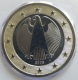 Germany 1 Euro Coin 2008 J - © eurocollection.co.uk