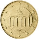 Germany 10 Cent Coin 2002 D - © European Central Bank