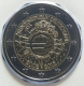 Germany 2 Euro Coin - 10 Years of Euro Cash 2012 - D - Munich - © eurocollection.co.uk