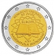 Germany 2 Euro Coin 2007 - 50 Years Treaty of Rome - F - Stuttgart - © Michail